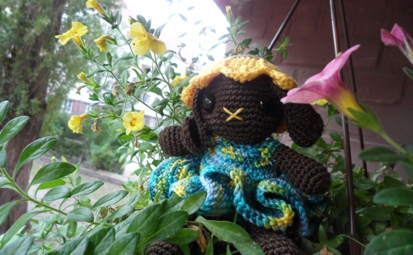 Haru, das Blumenhäschen