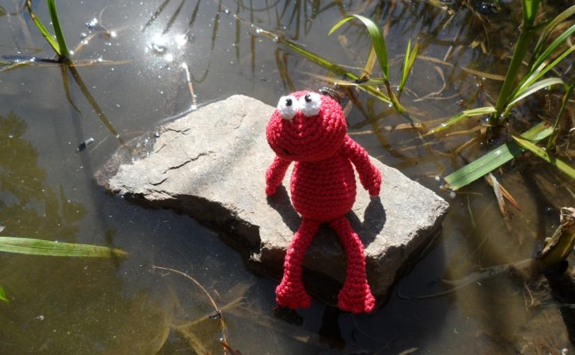 Gabi, der Frosch