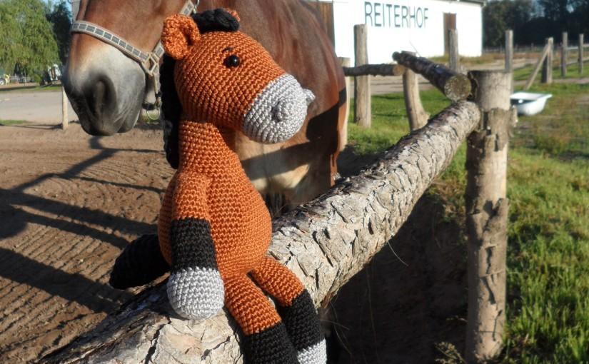 Elma, das Pferd