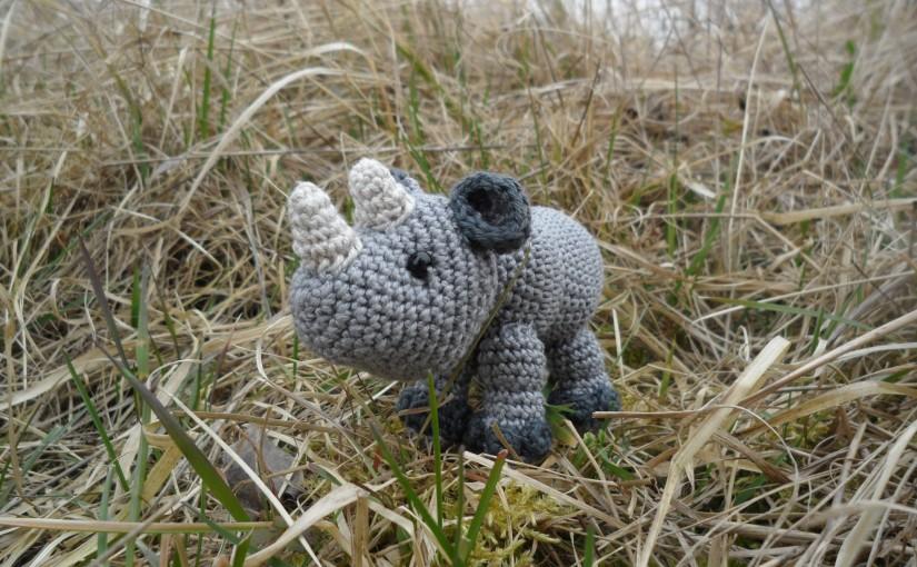 Zazu, das Nashorn