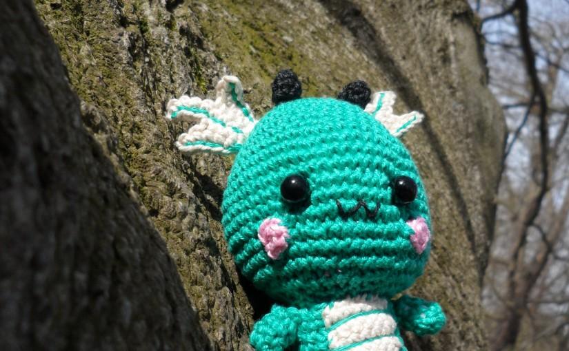 Shippo, das Drachenbaby